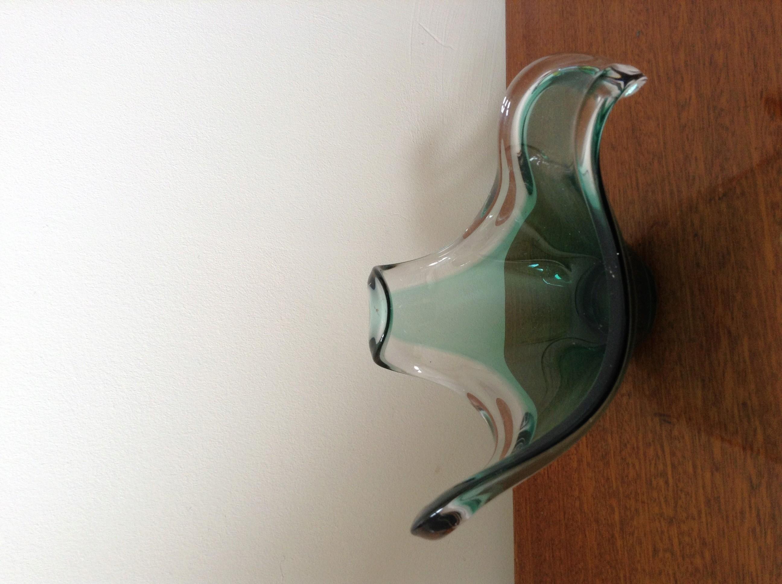Art glass dish? Image70