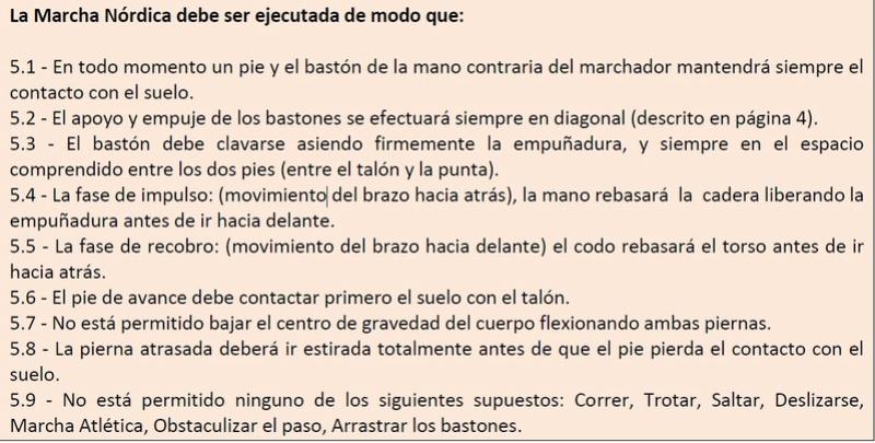 Réglement MN Compétition FEDME Espagne Fedme10