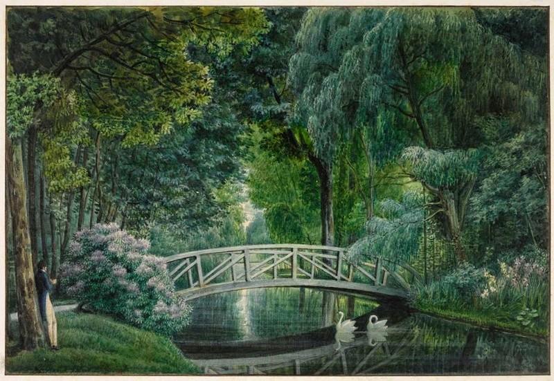Dans les jardins de l'impératrice Joséphine 13188310
