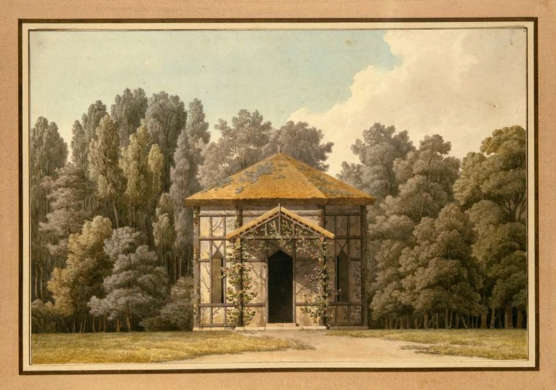 Dans les jardins de l'impératrice Joséphine 1ebc6910