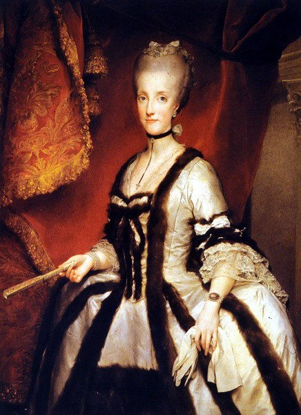 Portraits de Marie-Caroline, Reine de Naples, soeur de Marie-Antoinette - Page 2 33004810