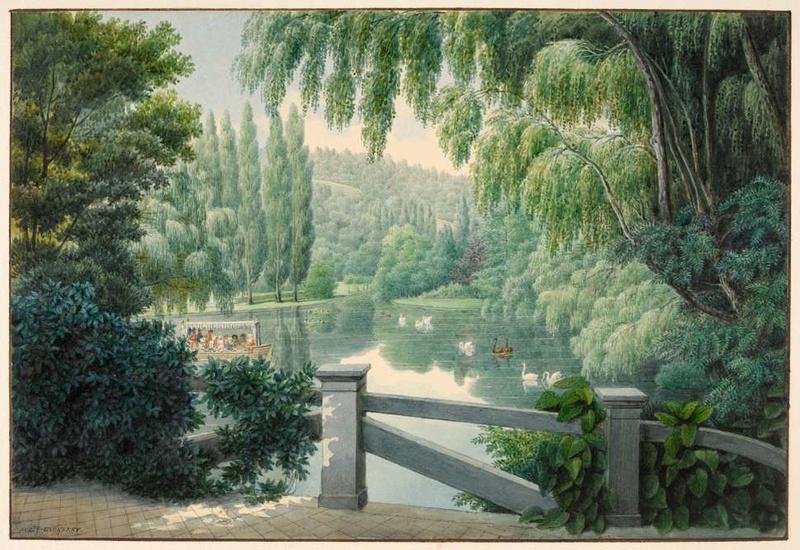 Dans les jardins de l'impératrice Joséphine 5d2dc010