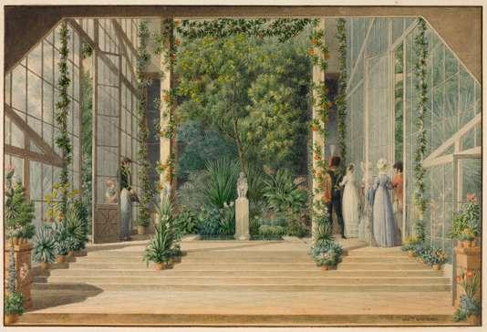 Dans les jardins de l'impératrice Joséphine E90b3510