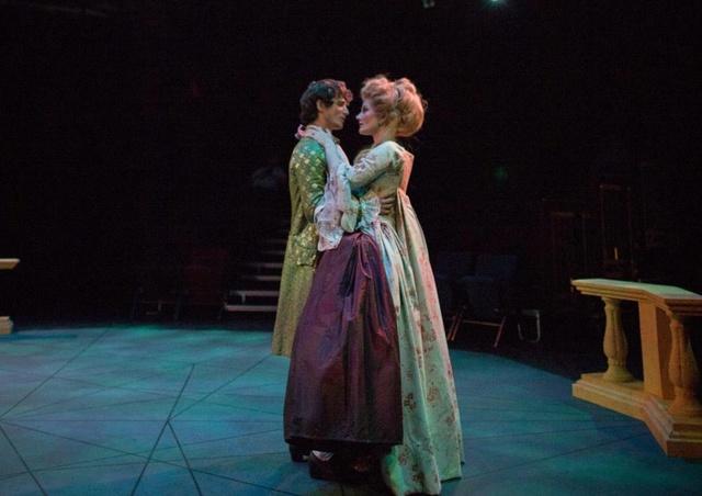 "Jewel Theatre Hosts: ""Marie Antoinette"" Marie-10"