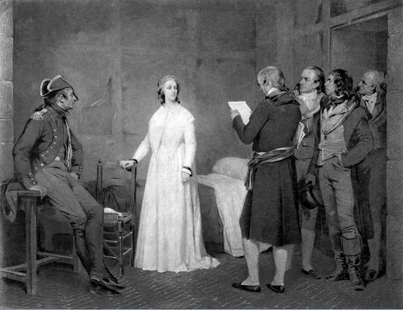 La Conciergerie : Marie-Antoinette dans sa cellule. - Page 3 Zzzzzz10