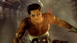 What kind of Yakuza game would you like to see? Cvjqjf10