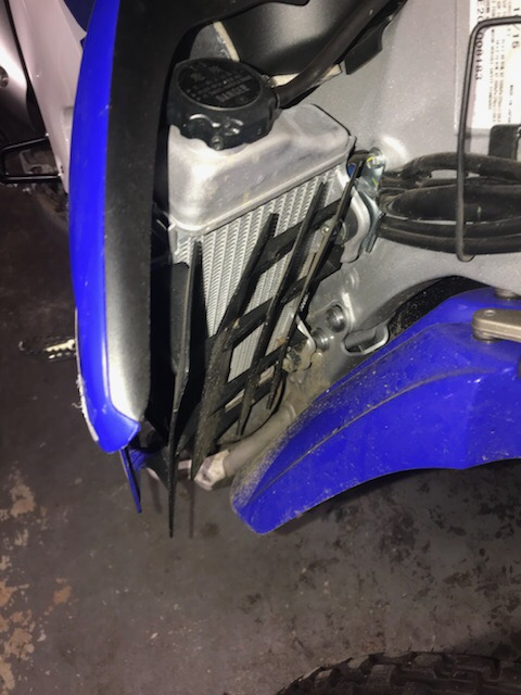 Looking at 2016 WR250R for sale with bent bars Img_9213