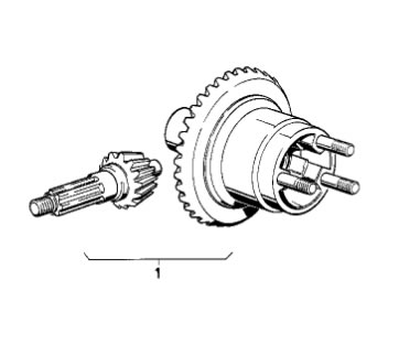 [r80 RT] Adaptation roue / transmission R80 G/S  Crowng10
