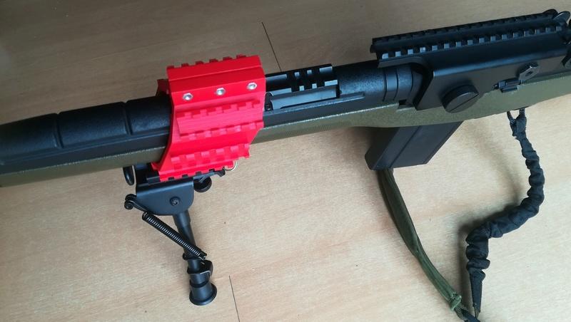 Rail pour M14 (imprimer 3D )  Img_2018