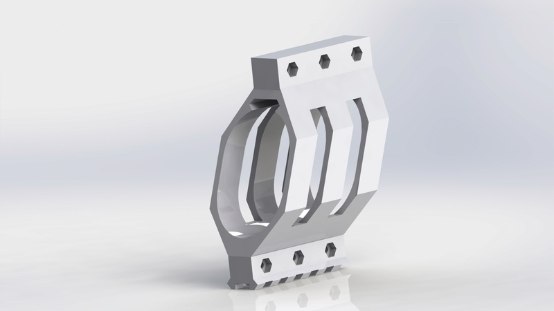 Rail pour M14 (imprimer 3D )  Rendu_11