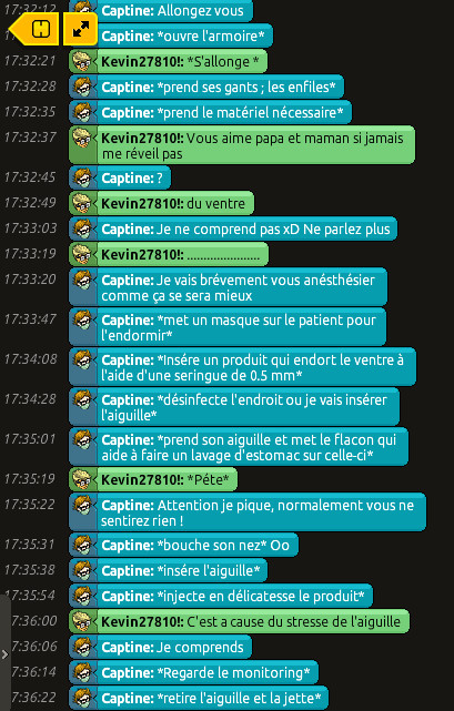 [Captine] Rapports d'actions RP - - Page 2 Bandic20