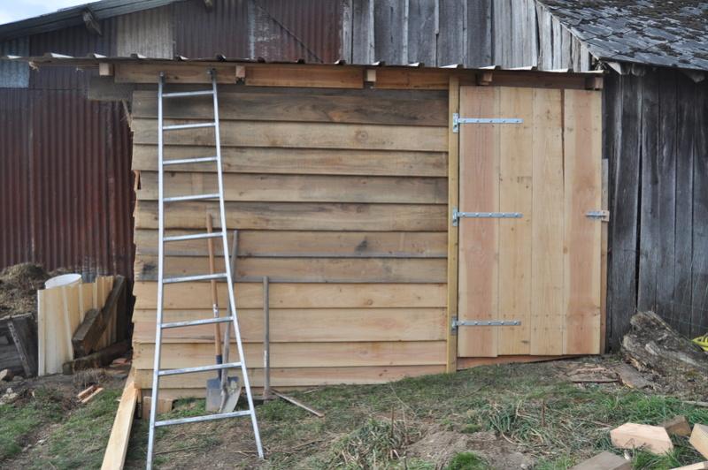 Construction de notre poulailler Dsc_0514