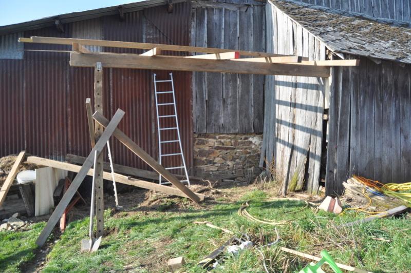 Construction de notre poulailler Dsc_0614