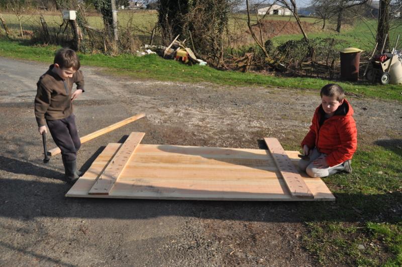 Construction de notre poulailler Dsc_0617