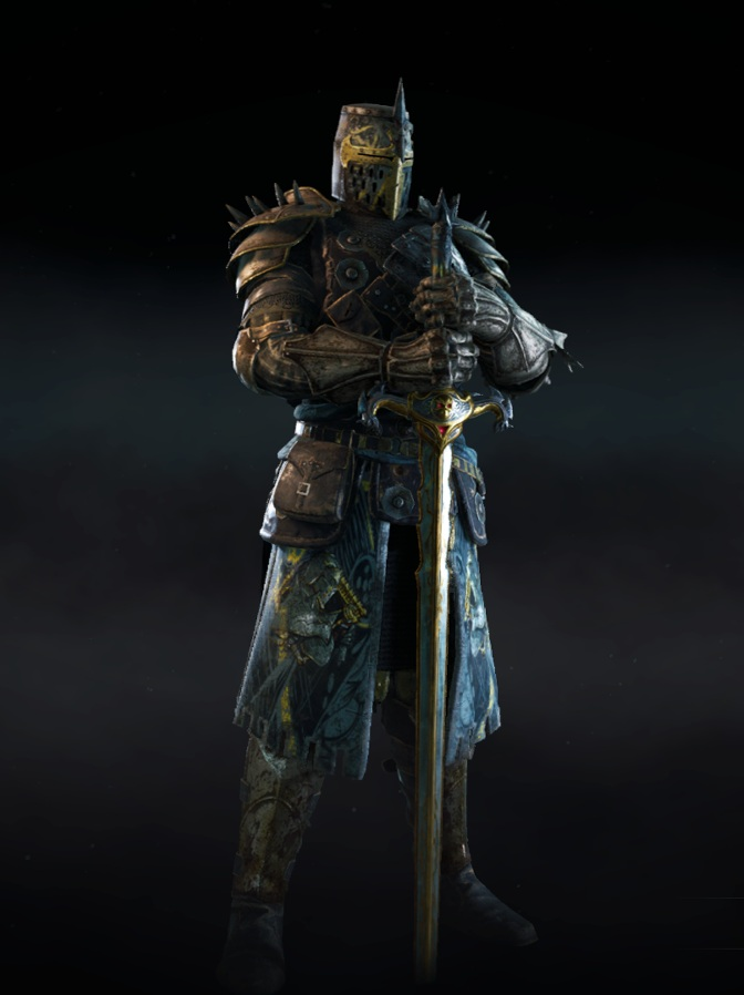 For Honor, anyone? 2018-010