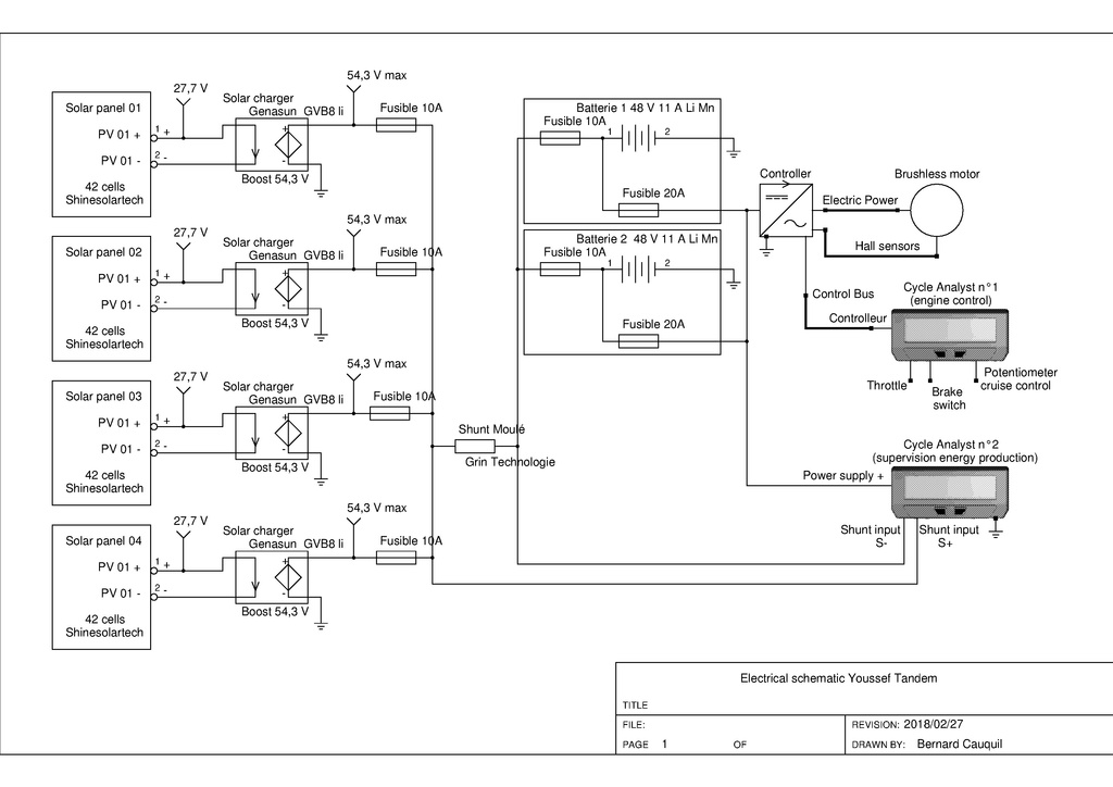 Schéma câblage électrosolaire  -  Electro-sola Wiring diagram Solar_10