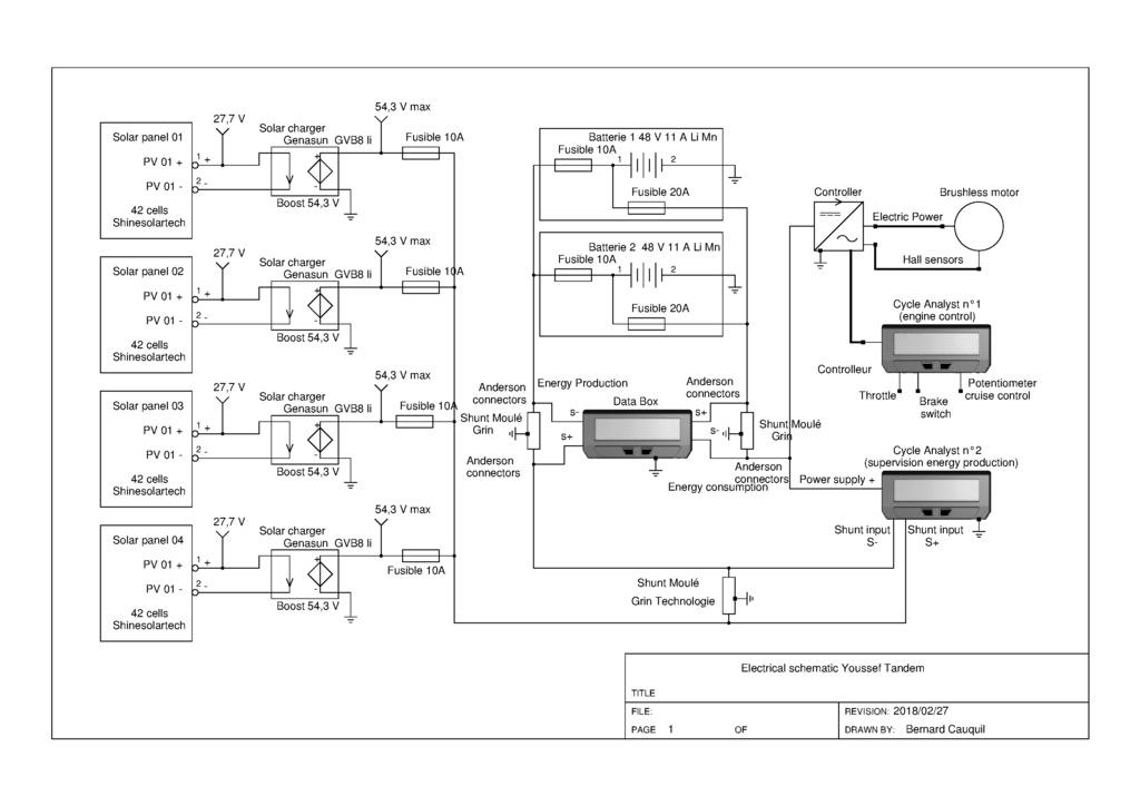 Schéma câblage électrosolaire  -  Electro-sola Wiring diagram Solar_11