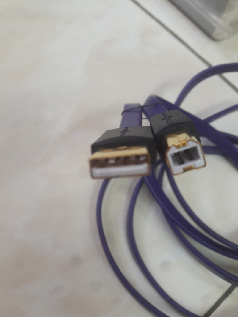 Wireworld USB Cable (Sold) 20180567