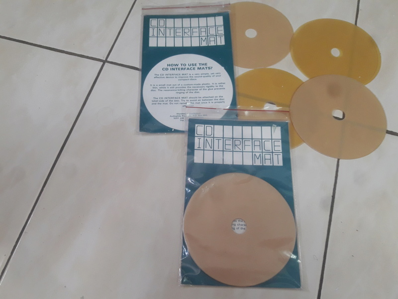 CD Interface Mat(sold 1 left 1) 20180571