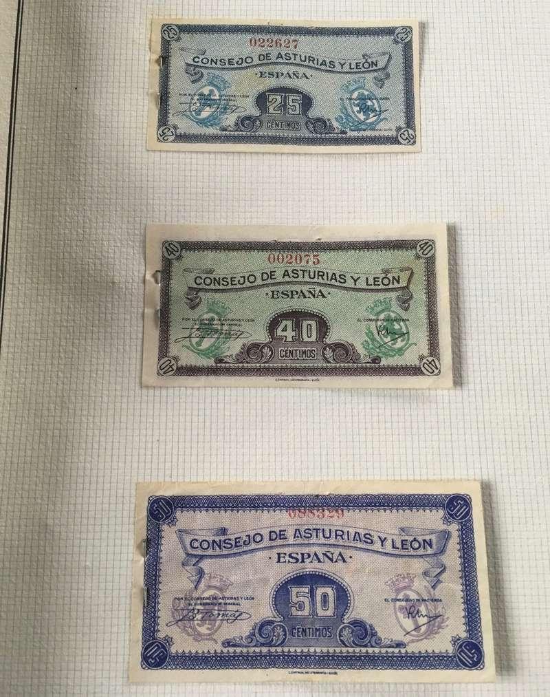 Billetes Asturias 1935/37 45247610
