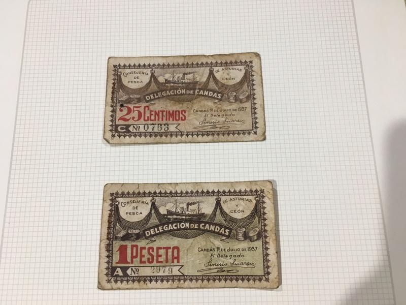 Vales Guerra Civil. Asturias 7f5fb410
