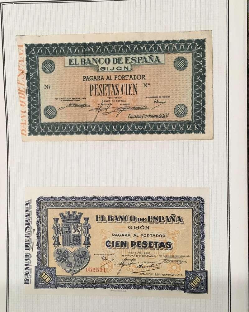 Billetes Asturias 1935/37 B879aa10