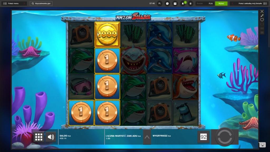 Screenshoty naszych wygranych (minimum 200zł - 50 euro) - kasyno - Page 33 Shark10
