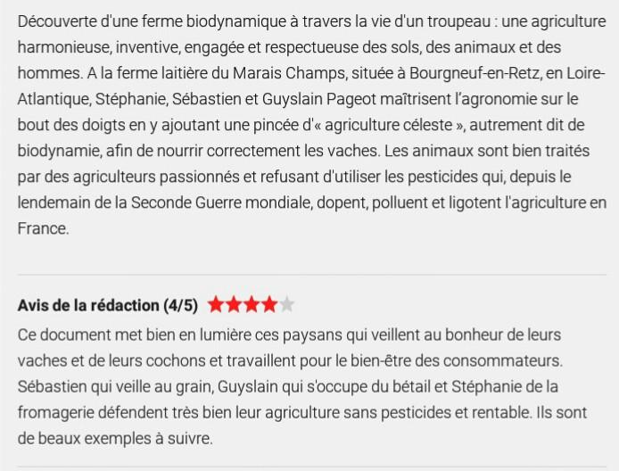 """le film """"petit paysan"""" favori aux césars 2018 Screen10"""