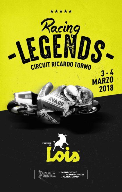 Racing Legends Valencia 2018 Cartel10