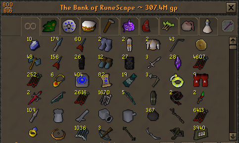The bank of Ironman Forums 110