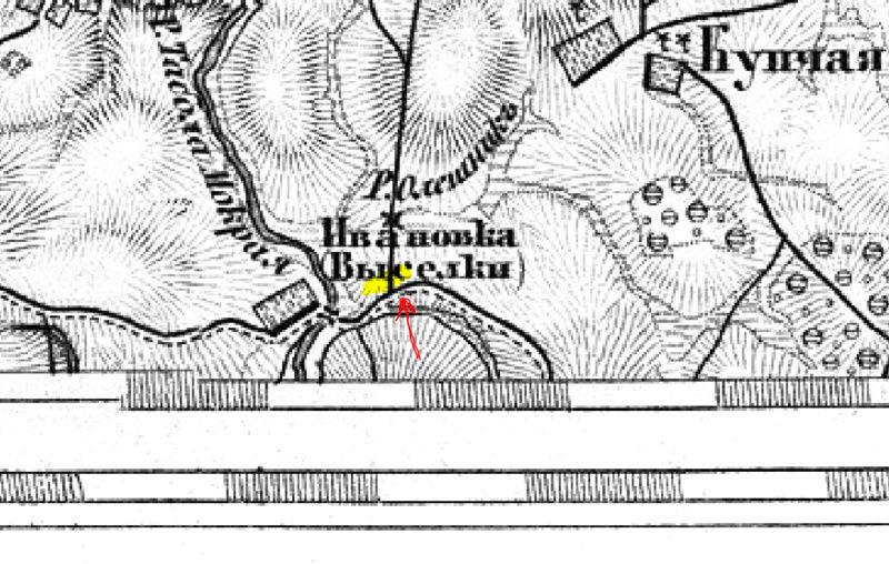 Мартыхины, д.Ивановка-Селезневка приход села Черемухово 1410