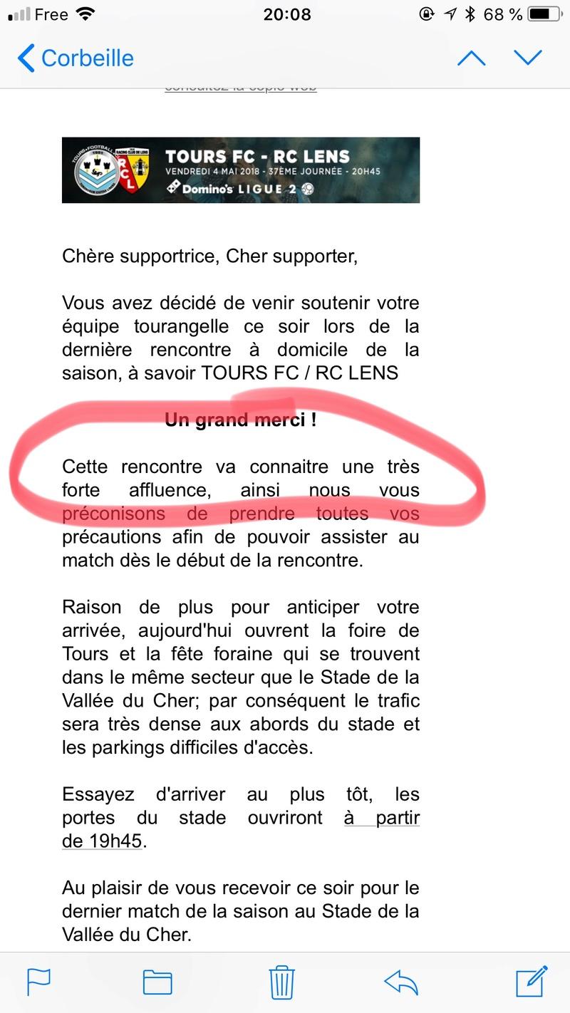 (37eme journée) Tours FC - RC Lens - Page 2 F9336810