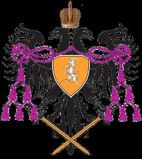 Convocation de Son Altesse Royale Georges de Delfrous-Habsbourg Armoir10