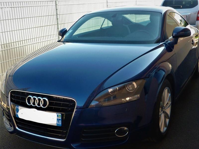 présentation TT blue  / MK2 Auditt12