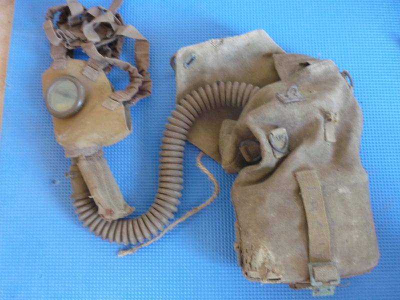 Casque belge médical WWII P1360215
