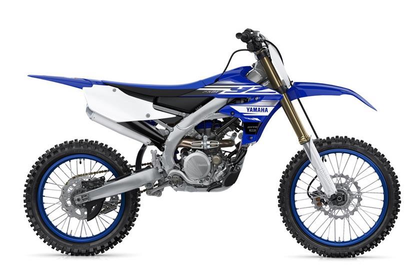 Yamaha YZ250F 2019 Img10