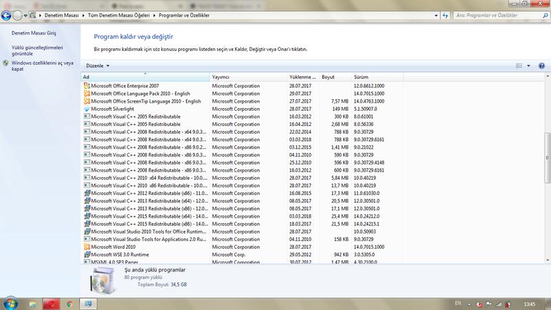 Runtime Error when installing EP. Aznn2z10