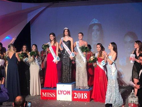 Miss Lyon 2018 : Julie Tagliavacca 33089610