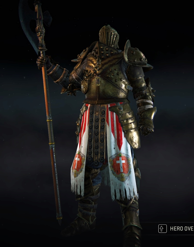 For Honor, anyone? Archsa10