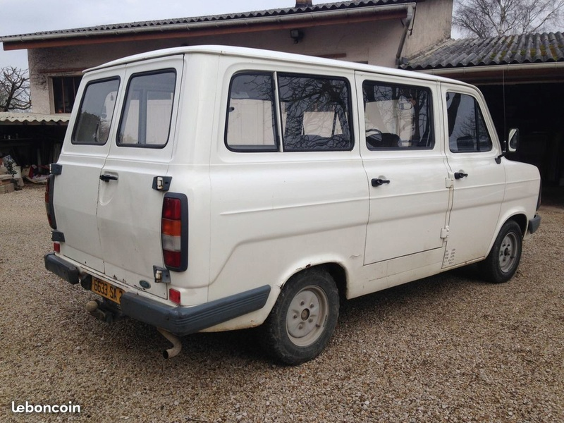 [Mk2] Ford transit mk2 1985  2l pinto  1d147d13