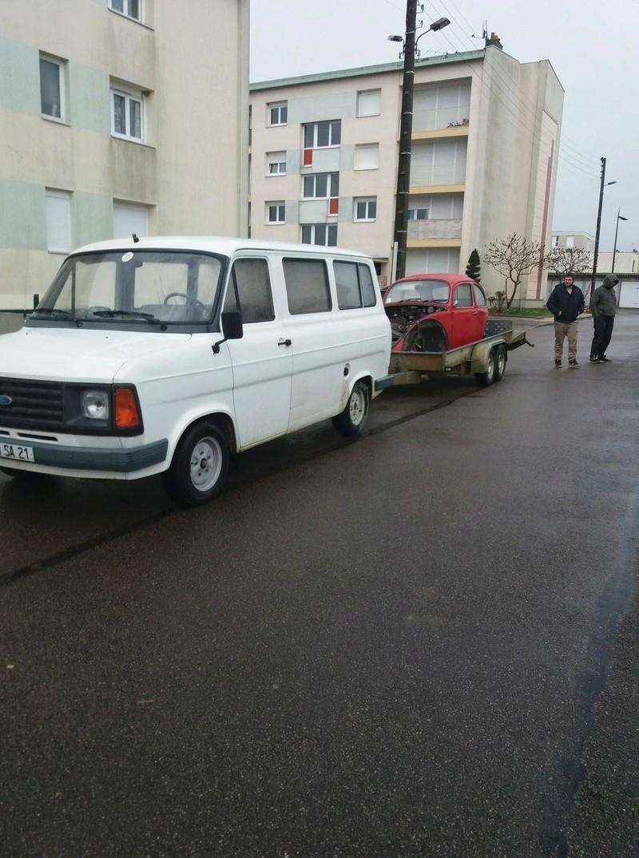 [Mk2] Ford transit mk2 1985  2l pinto  20180310