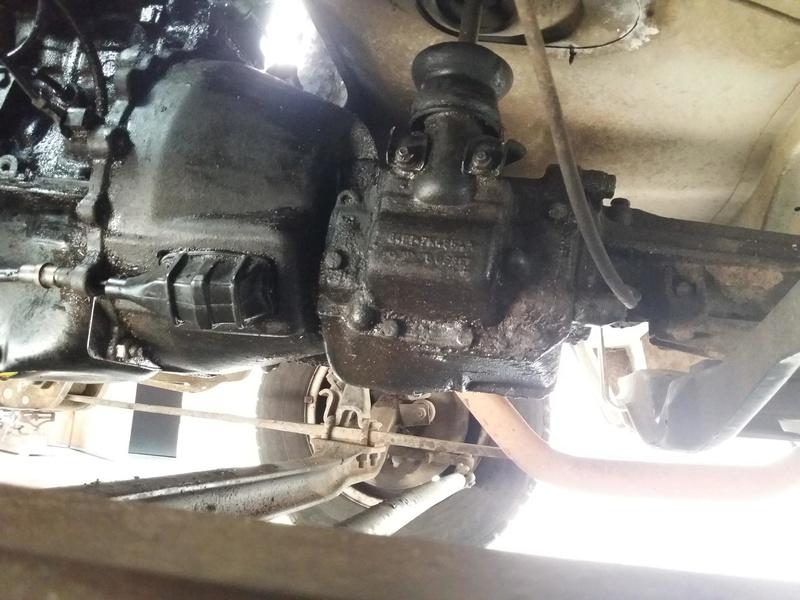 [Mk2] Ford transit mk2 1985  2l pinto  20180315