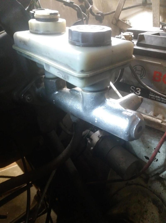 [Mk2] Ford transit mk2 1985  2l pinto  20180324
