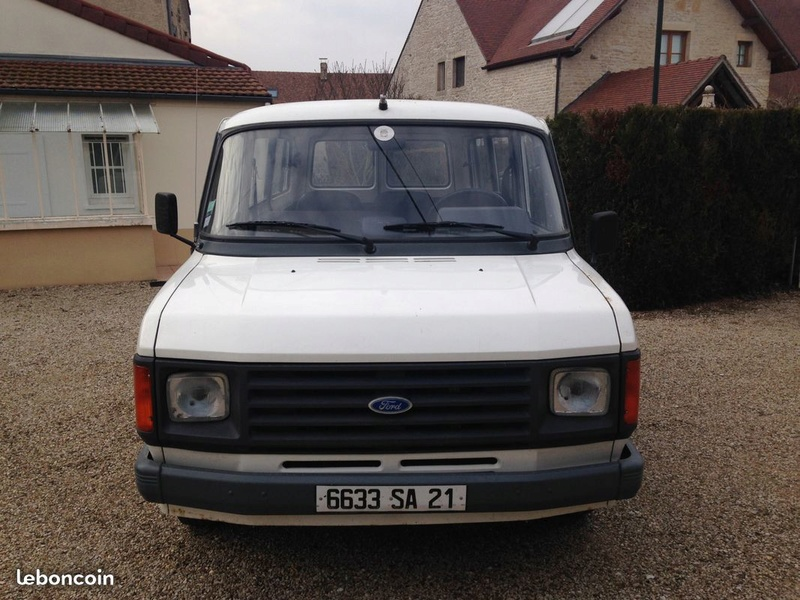 [Mk2] Ford transit mk2 1985  2l pinto  2eccf512