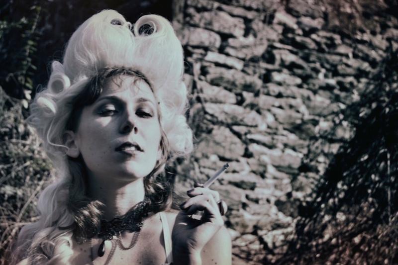 Marie Antoinette steampunk Mariea12