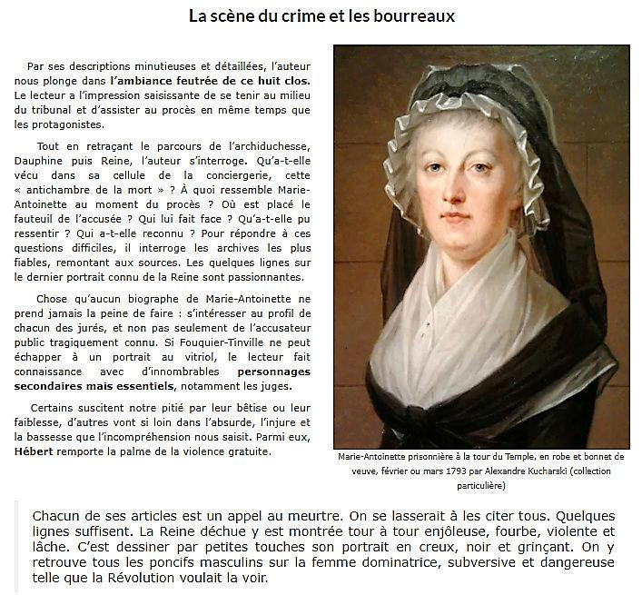 Juger la reine 14, 15, 16 octobre 1793 - Emmanuel De Waresquiel - Page 2 Snyme227