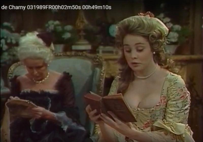 La Comtesse de Charny (Isabelle Guiard) - Page 3 Snyme262