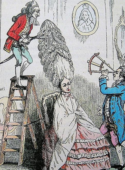 Marie-Antoinette, la lanceuse de mode Snymek22