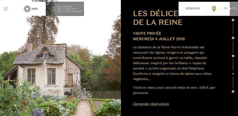 Ducasse au château de Versailles Snymek62