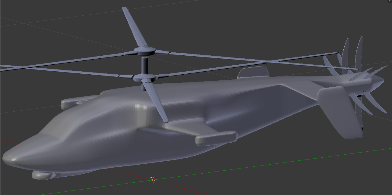 Promising high-speed helicopter (PSV) - Page 2 Ka-xx_11